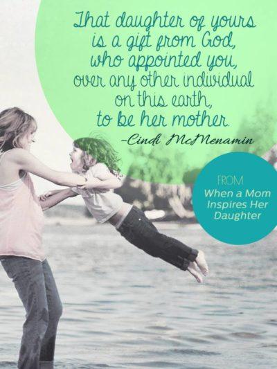 Moms are chosen