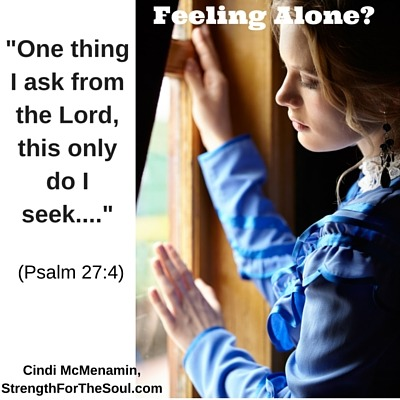 Feeling alone?