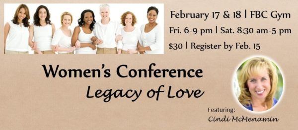 Legacy of Love Conference