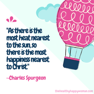 Practice happiness