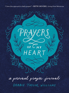 Prayers of My Heart Journal