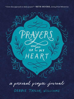 Prayers of My Heart Journal