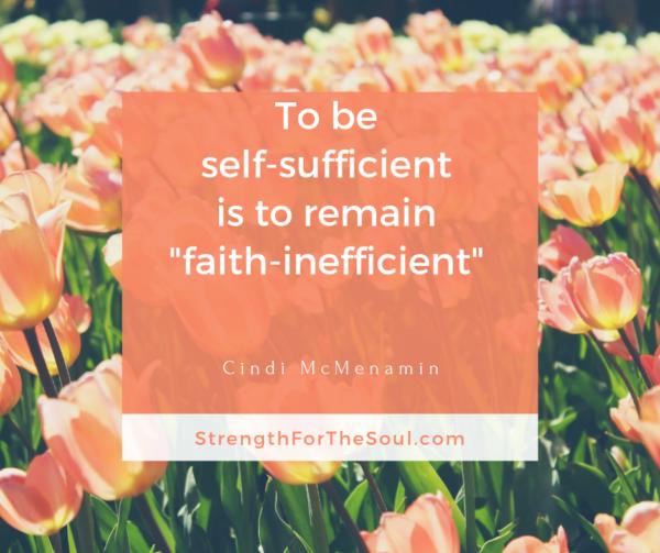 Faith-filled